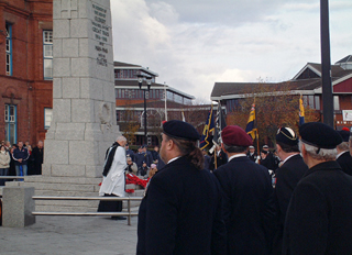 remembrance 2007